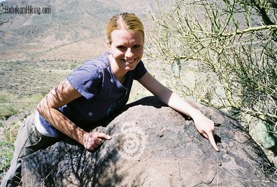 Hohokam Petroglyphs